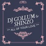 Cover: DJ Gollum & Shinzo - All Of Your Love