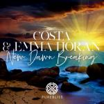 Cover: Costa & Emma Horan - New Dawn Breaking