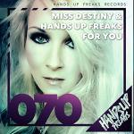 Cover: Hands Up Freaks - For You