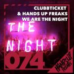 Cover: Hands Up Freaks - We Are The Night