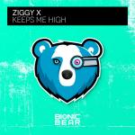 Cover: Ziggy X - Keeps Me High