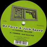 Cover: Force - Freedom (Jack Speed Mix)