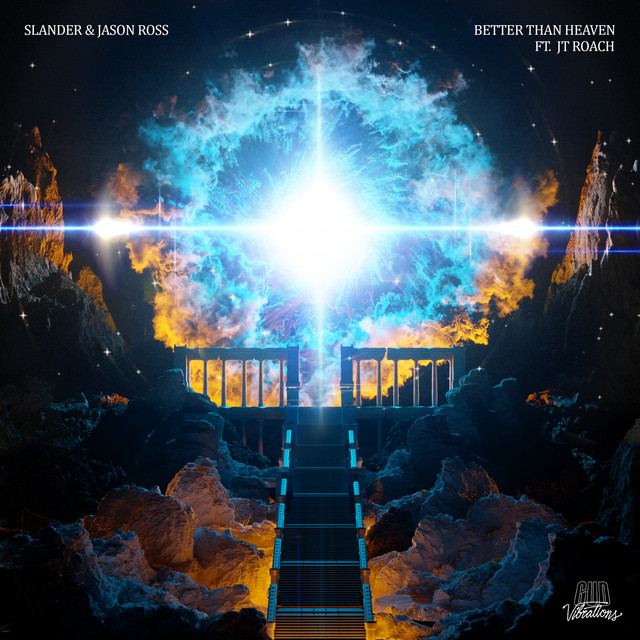 Cover art for the SLANDER & Jason Ross ft. JT Roach - Better Than ...