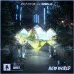 Cover: Hoaprox feat. Rogue - New World