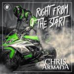 Cover: Chris Armada - Right From The Start