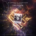 Cover: Da Tweekaz - Thunder