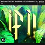 Cover: Breathe Carolina & Robert Falcon & Conor Maynard - IF U