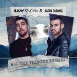 Cover: Ilkay Sencan & Faruk Sabanci - All The Things She Said