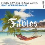 Cover: Ferry Tayle & Clara Yates - Find Your Paradise