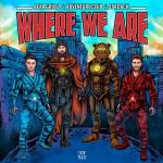 Cover: Bear Grillz & Adventure Club & JT Roach - Where We Are
