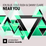 Cover: Ion Blue & Cold Rush & Danny Claire - Near You