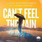 Cover: Luca Schreiner feat. Jordan Grace - Can't Feel The Rain