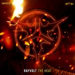 Cover: Rayvolt - The Heat