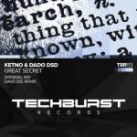 Cover: Ketno & Dado DSD - Great Secret
