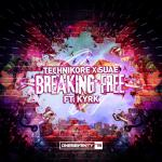 Cover: Technikore & Suae feat. KYRK - Breaking Free