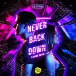 Cover: Mark - Never Back Down