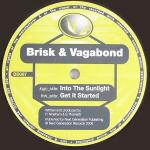 Cover: Brisk & Vagabond - Get It Started