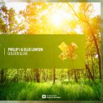 Cover: Phillip J & Ellie Lawson - Golden Glow
