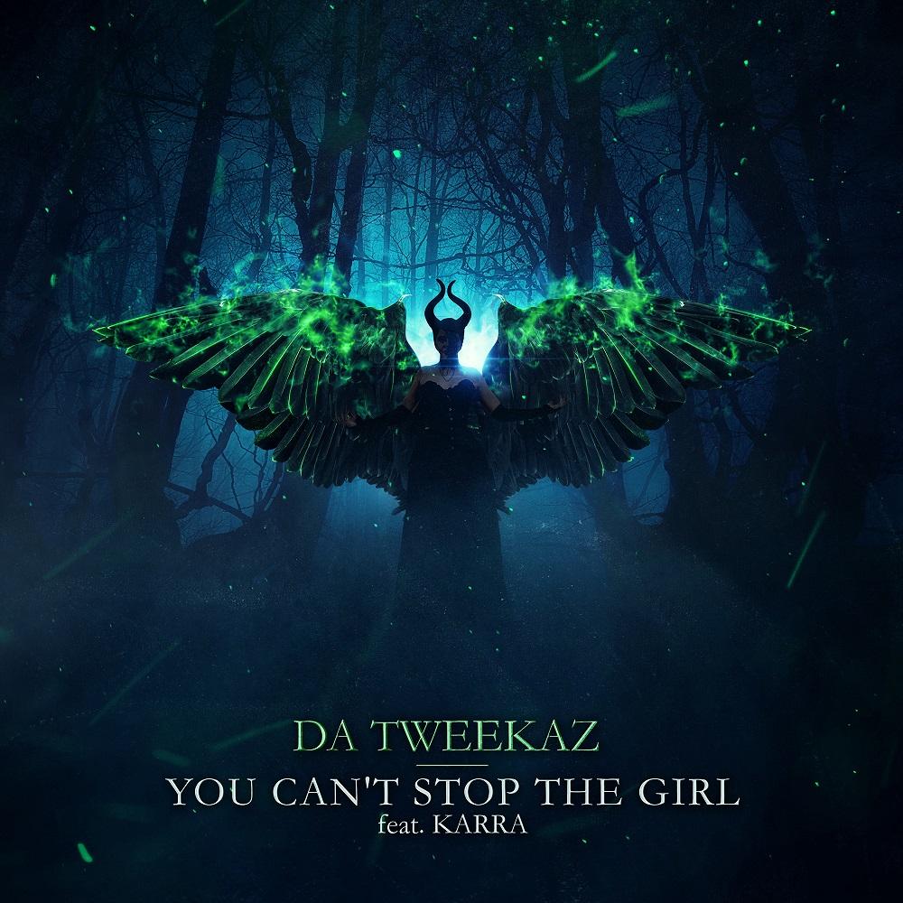 Cover art for the Da Tweekaz ft. KARRA - You Cant Stop