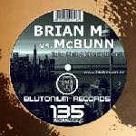 Cover: Brian M vs. MC Bunn - Into Hell