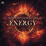 Cover: B-Front - Energy