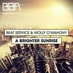Cover: Beat Service - A Brighter Sunrise