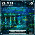 Cover: Rewildz & Asterz - Who We Are