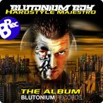 Cover: Blutonium Boy - Time After Time