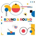 Cover: Jewelz & Sparks ft. Tiscore - Round & Round