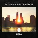 Cover: Afrojack & David Guetta - Hero