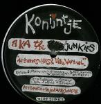 Cover: AKA The Junkies feat. Willy Wartaal - Konijntje