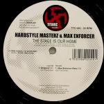 Cover: Hardstyle Masterz & Max Enforcer - The Stage Is Our Home