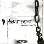Cover: Angerfist ft Crucifier - Broken Chain