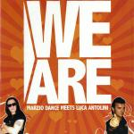 Cover: Luca Antolini - We Are