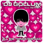 Cover: Dj Gollum - All The Things She Said