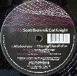 Cover: Scott Brown - This One's For All Of Us