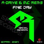 Cover: A-Drive & MC Rems - Fine Day