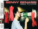 Cover: Benny Benassi - Able To Love (Radio Edit)