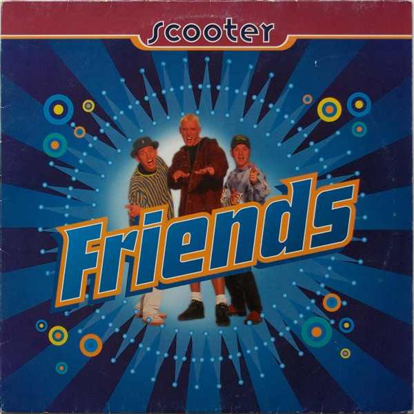 Scooter Turbo Friends: Friends Dance/House Lyric