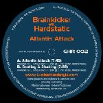 Cover: Brainkicker vs. Hardstatic - Beating & Shaking