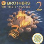 Cover: 2 Brothers On The 4th Floor - There's A Key