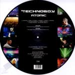 Cover: Technoboy - Atomic
