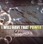 Cover: Doctor Who - I Will Have That Power