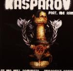 Cover: Kasparov Ft. Mc Raw - We Will Dominate (Angerfist Refix)