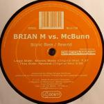Cover: Brian M vs. McBunn - Bionic Bass