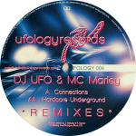 Cover: UFO & MC Marley - Connections 06