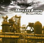 Cover: Bryan Fury - Bottleneck Mankind