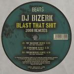 Cover: DJ Bizerk - Blast That Shit (The Machine Remix)