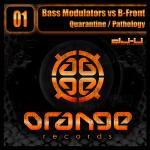 Cover: Bass Modulators - Quarantine