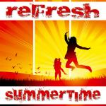Cover: Refresh - Summertime (Club Mix)
